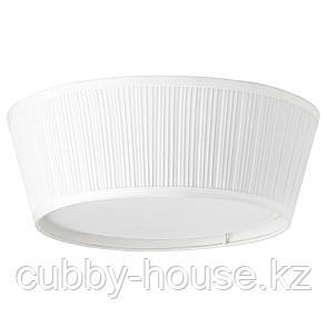 ОРСТИД Потолочный светильник, белый, 46 см, фото 2