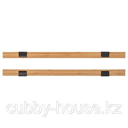 ВИСБЭКК Держатель для постера, бамбук, 61 см, фото 2