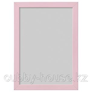 ФИСКБУ Рама, розовый, 21x30 см, фото 2