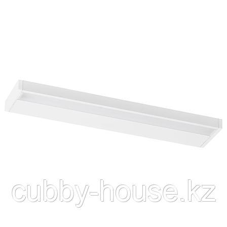 ГОДМОРГОН Светодиодная подсветка шкафа/стены, белый, 60 см, фото 2