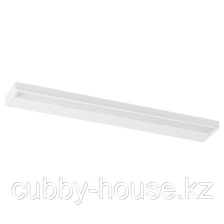 ГОДМОРГОН Светодиодная подсветка шкафа/стены, белый, 80 см, фото 2