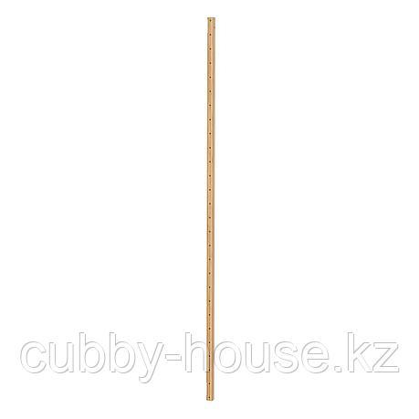 СВАЛЬНЭС Настенная шина, бамбук, 176 см, фото 2