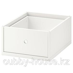 ЭЛВАРЛИ Ящик, белый, 40x51 см, фото 2