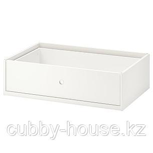 ЭЛВАРЛИ Ящик, белый, 80x51 см, фото 2