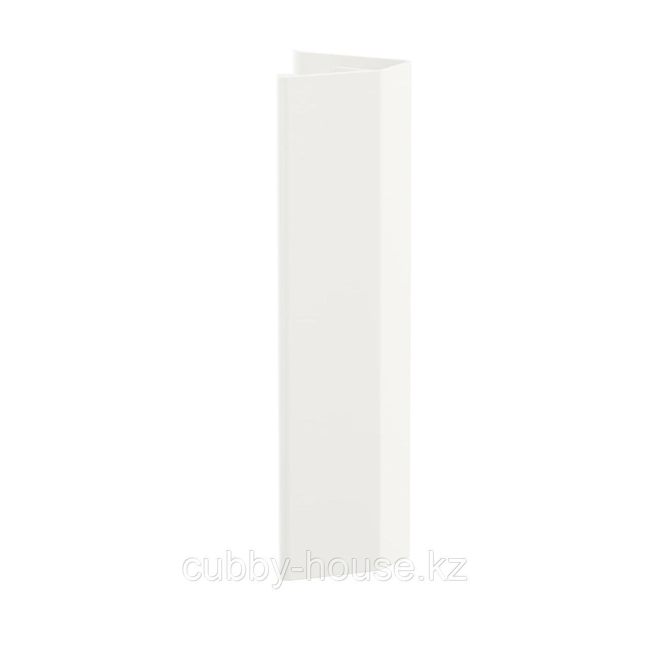 ЛЭТТХЕТ Ручка, белый, 13 см