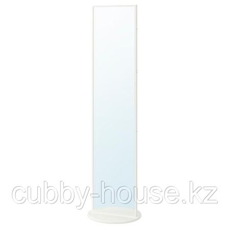 ВЕННЕСЛА Зеркало напольное, белый, 45x178 см, фото 2