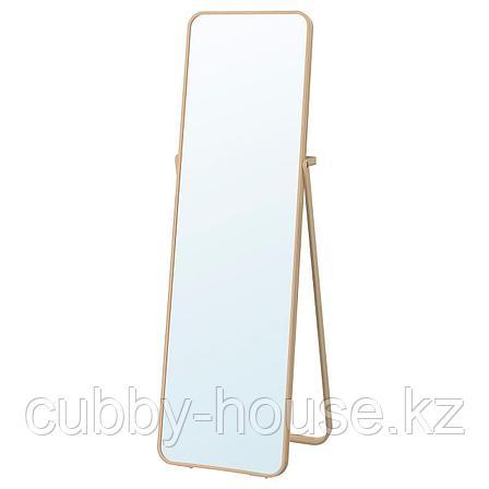 ИКОРННЕС Зеркало напольное, ясень, 52x167 см, фото 2