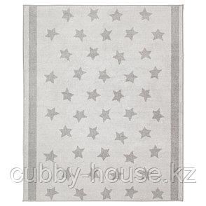 ХИММЕЛЬСК Ковер, серый, 133x160 см, фото 2