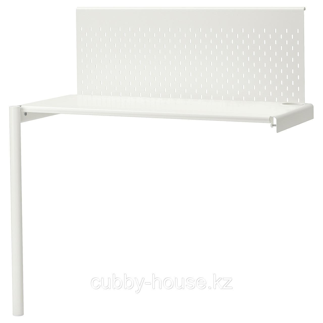 ВИТВАЛ Столешница, белый, 95x45 см