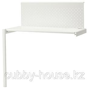 ВИТВАЛ Столешница, белый, 95x45 см, фото 2