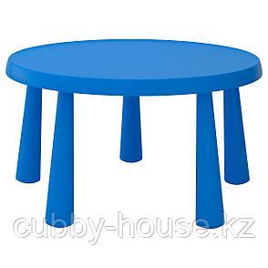 МАММУТ Стол детский, д/дома/улицы синий, 85 см, фото 2