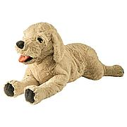 ГОСИГ ГОЛДЕН Мягкая игрушка, собака, золотистый ретривер, 70 см