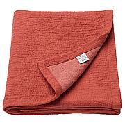 ТИЛЛГИВЕН Одеяло детское, темно-красный, 85x115 см