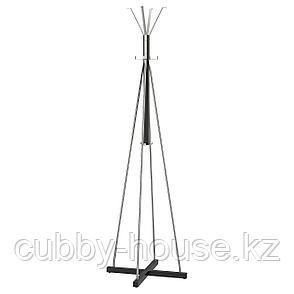 ЧУСИГ Вешалка, черный, 193 см, фото 2
