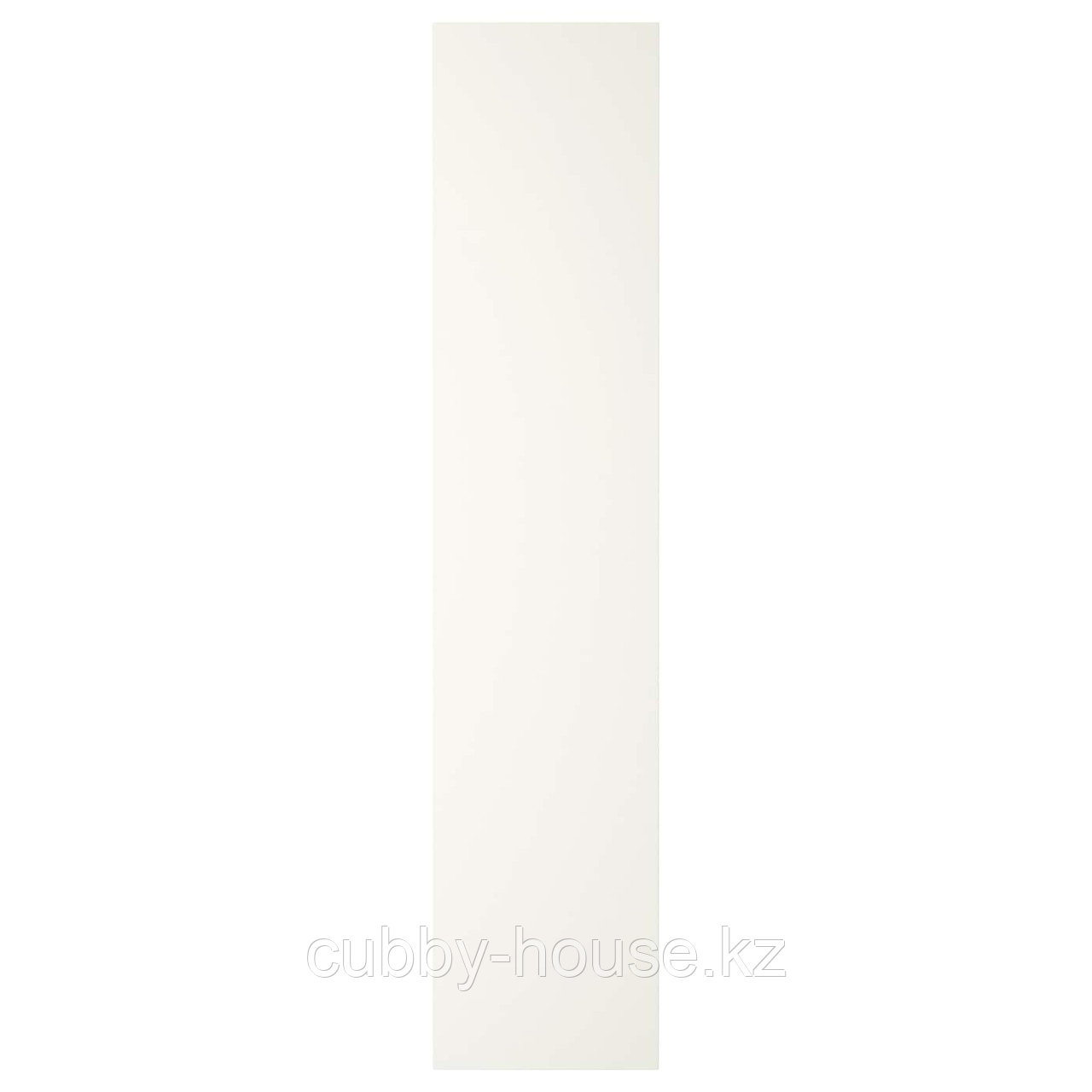 ФОРСАНД Дверь, белый, 50x229 см
