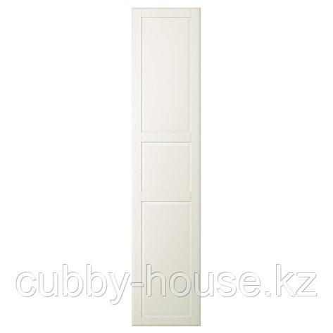 ТИССЕДАЛЬ Дверца с петлями, белый, 50x229 см, фото 2