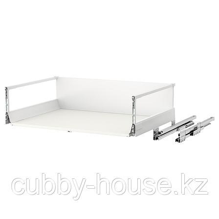 МАКСИМЕРА Ящик, высокий, белый, 80x60 см, фото 2