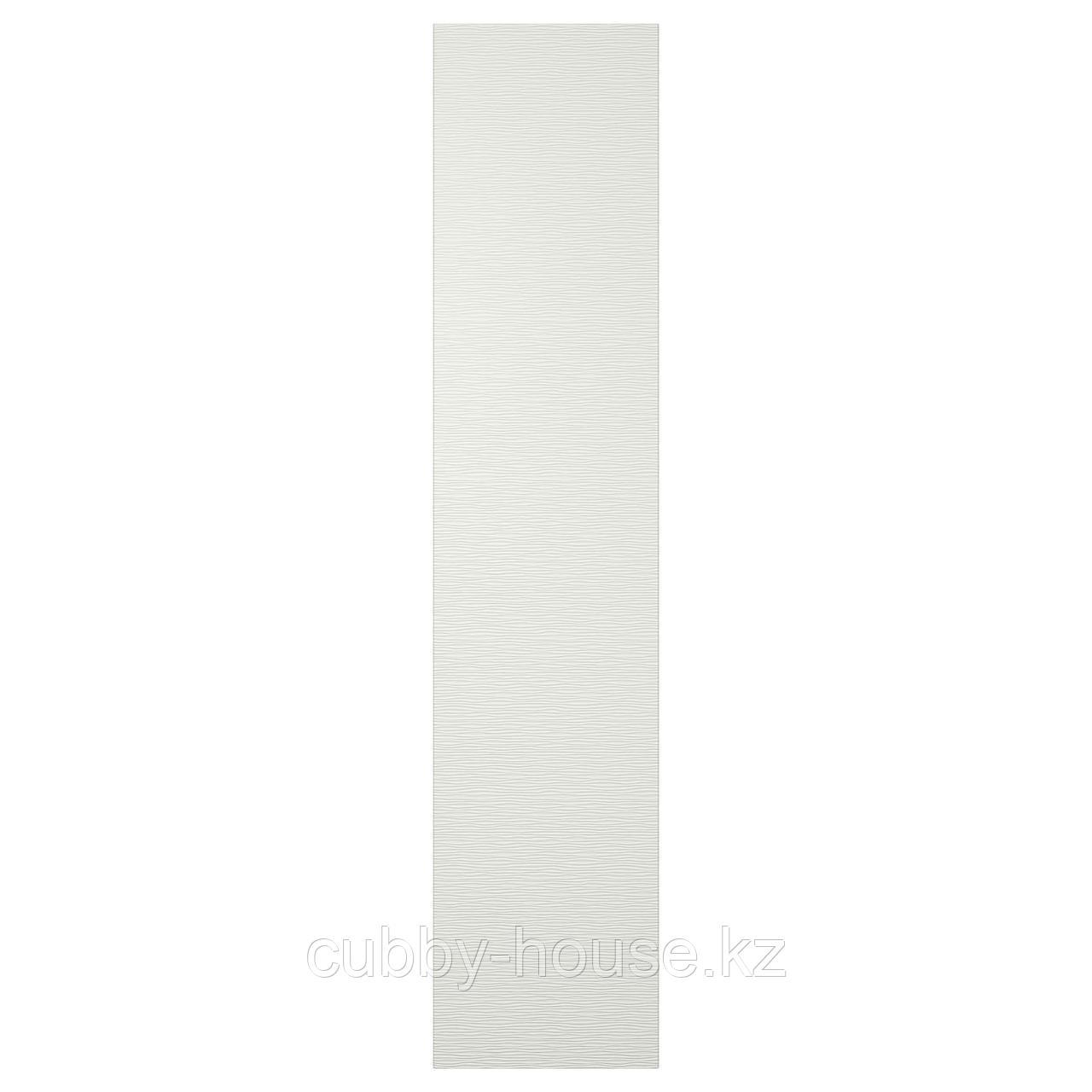 ВИНТЕРБРО Дверца с петлями, белый, 50x229 см