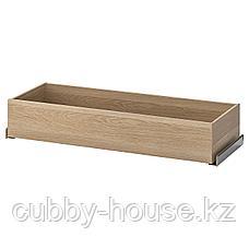 КОМПЛИМЕНТ Ящик, под беленый дуб, 100x35 см, фото 2
