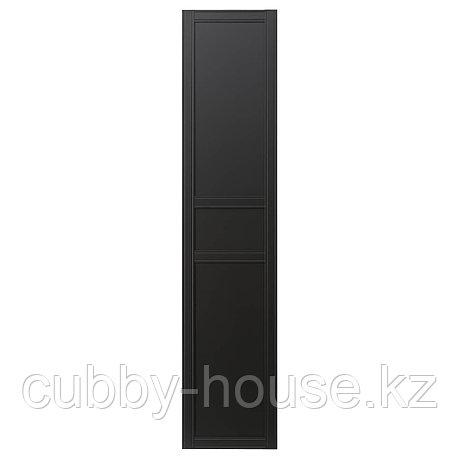 ФЛИСБЕРГЕТ Дверца с петлями, антрацит, 50x229 см, фото 2