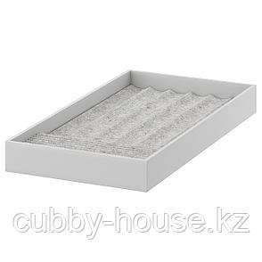 КОМПЛИМЕНТ Вставка для украшений, светло-серый, 25x53x5 см, фото 2