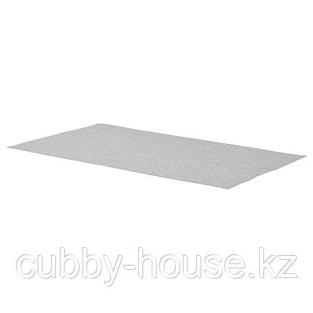 КОМПЛИМЕНТ Коврик в ящик, светло-серый, 90x53 см, фото 2