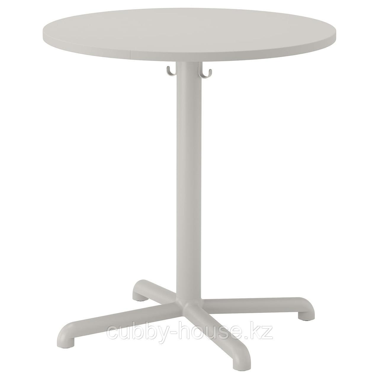 СТЕНСЕЛЕ Стол, светло-серый, светло-серый, 70 см