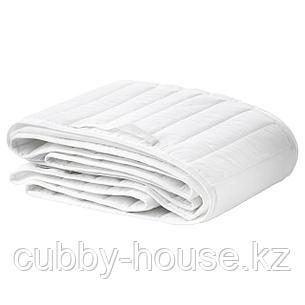 ЛЕН Мягкий бортик, белый, 60x120 см, фото 2