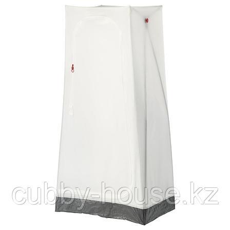 ВУКУ Гардероб, белый, 74x51x149 см, фото 2