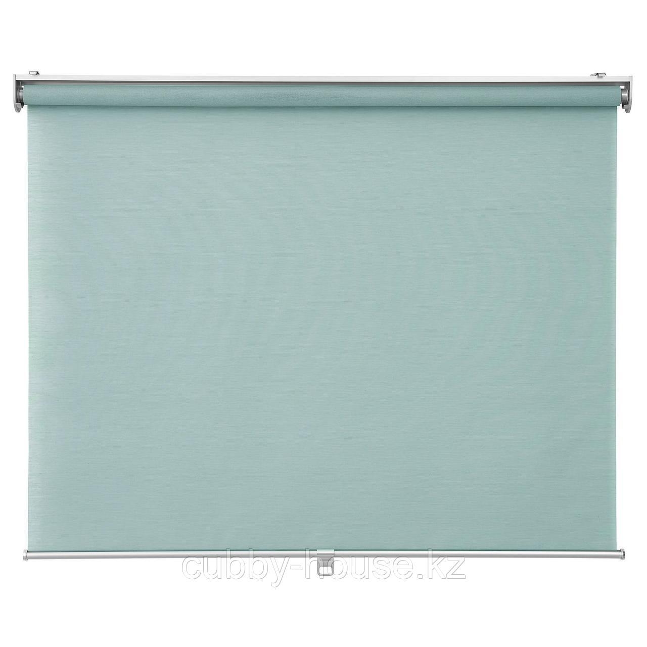 СКОГСКЛЁВЕР Рулонная штора, зеленый, 80x195 см