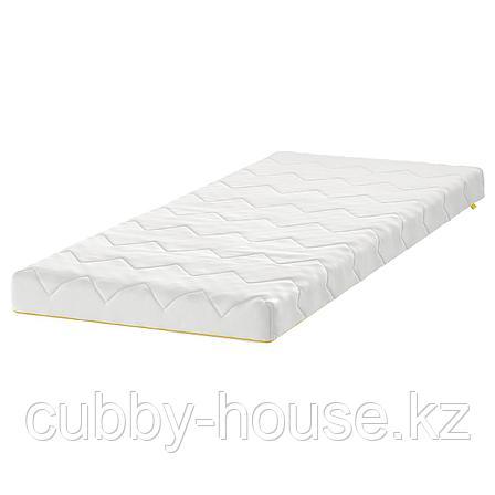 УНДЕРЛИГ Матрас для детской кровати, белый, 70x160 см, фото 2