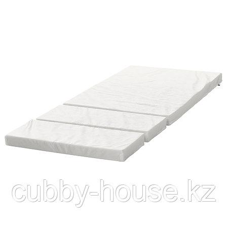ПЛУТТЕН Матрас д/детской раздвижной кровати, 80x200 см, фото 2
