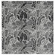ГАТКАМОМИЛЛ Ткань, белый, темно-серый, 150 см