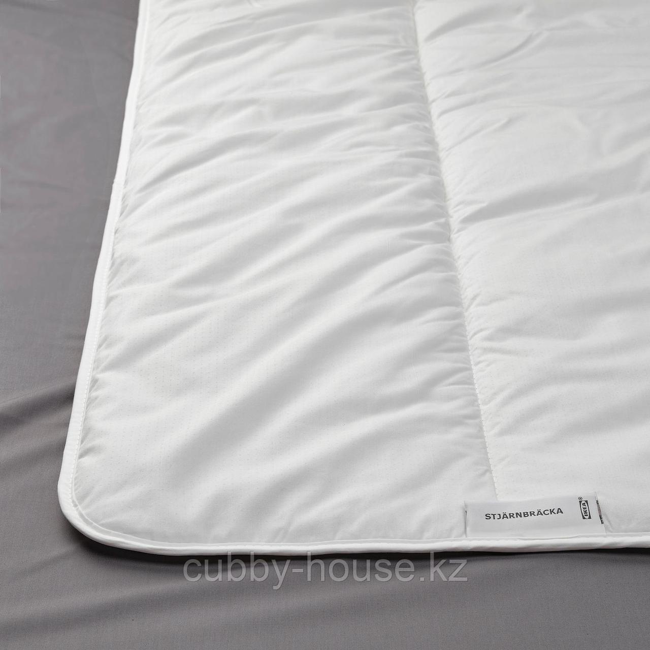 СТЭРНБРЭККА Одеяло теплое, 200x200 см
