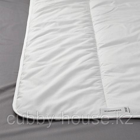 СТЭРНБРЭККА Одеяло теплое, 200x200 см, фото 2