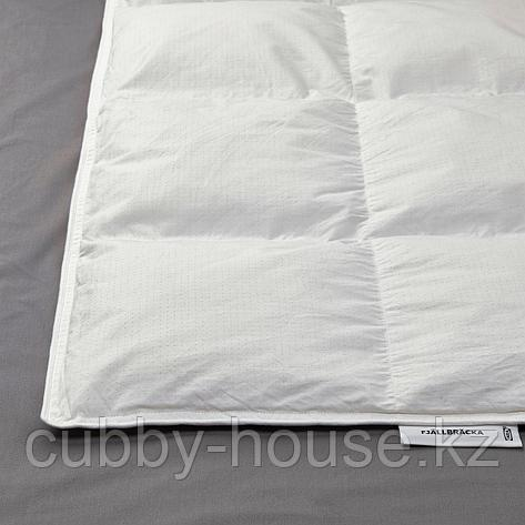 ФЬЕЛЛЬБРЭККА Одеяло теплое, 200x200 см, фото 2