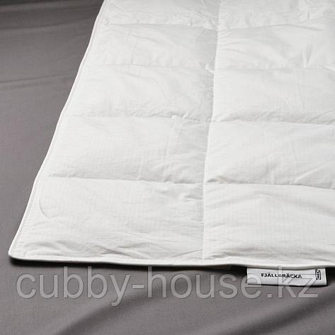 ФЬЕЛЛЬБРЭККА Одеяло легкое, 200x200 см, фото 2