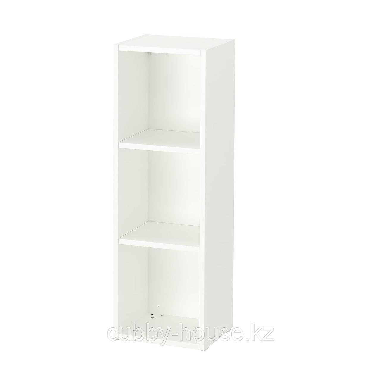 СМОГЁРА Полочный модуль, белый, 29x88 см