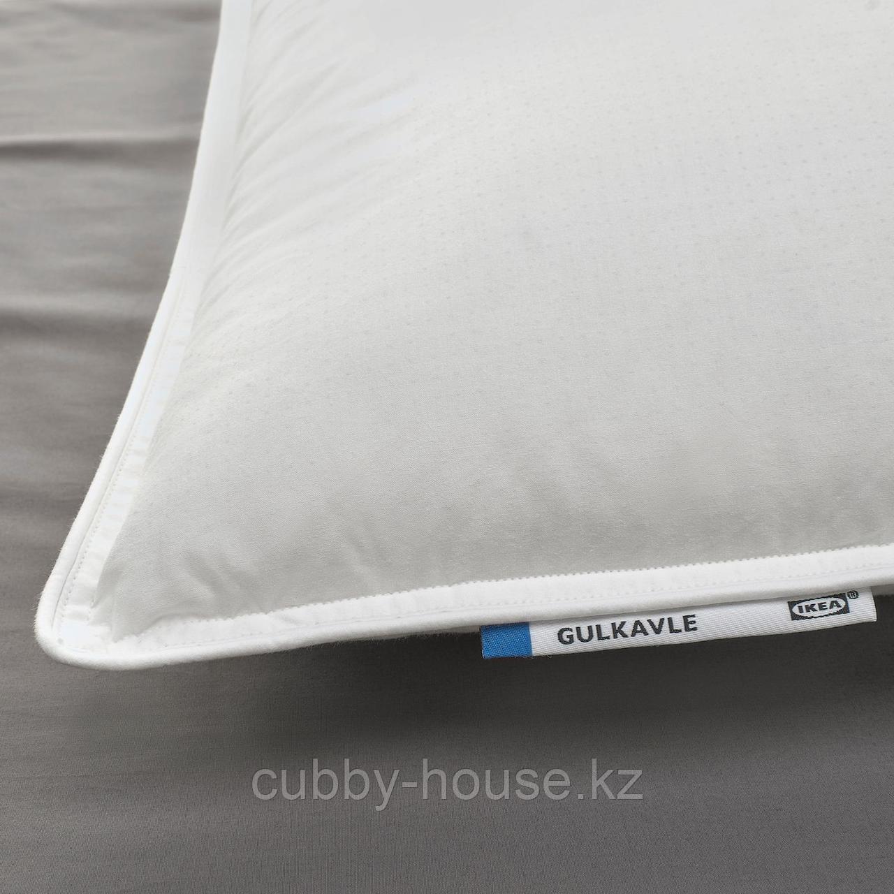 ГУЛКАВЛЕ Подушка, высокая, 50x70 см