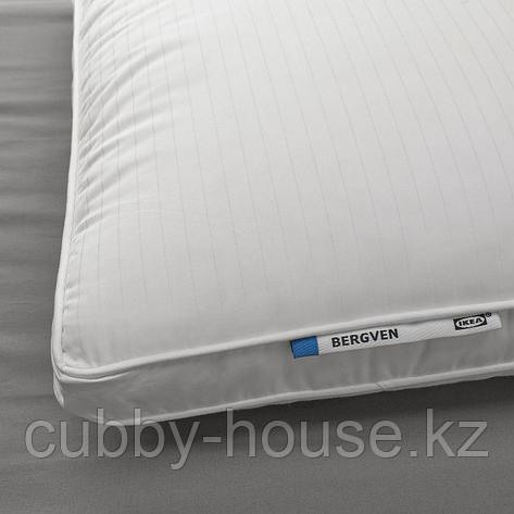 БЕРГВЕН Подушка, высокая, 50x70 см, фото 2