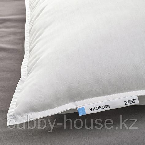 ВИЛЬДКОРН Подушка, низкая, 50x70 см, фото 2