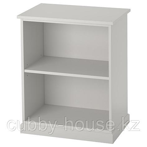 КЛИМПЕН Опора-модуль для хранения, светло-серый серый, 58x70 см, фото 2