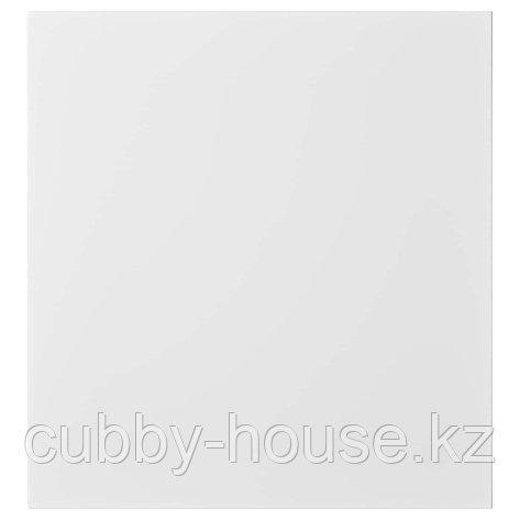ВАЛЬВИКЕН Дверь, белый, 60x64 см, фото 2
