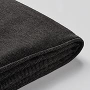 ЙЭРПОН Чехол для подушки на сиденье, для сада антрацит темно-серый, 62x62 см