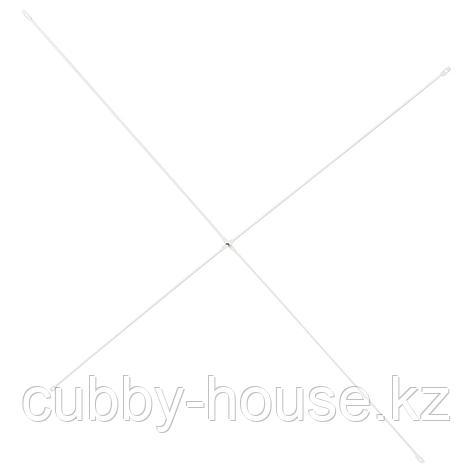 ЭЛВАРЛИ Крестовина, белый, 40 см, фото 2