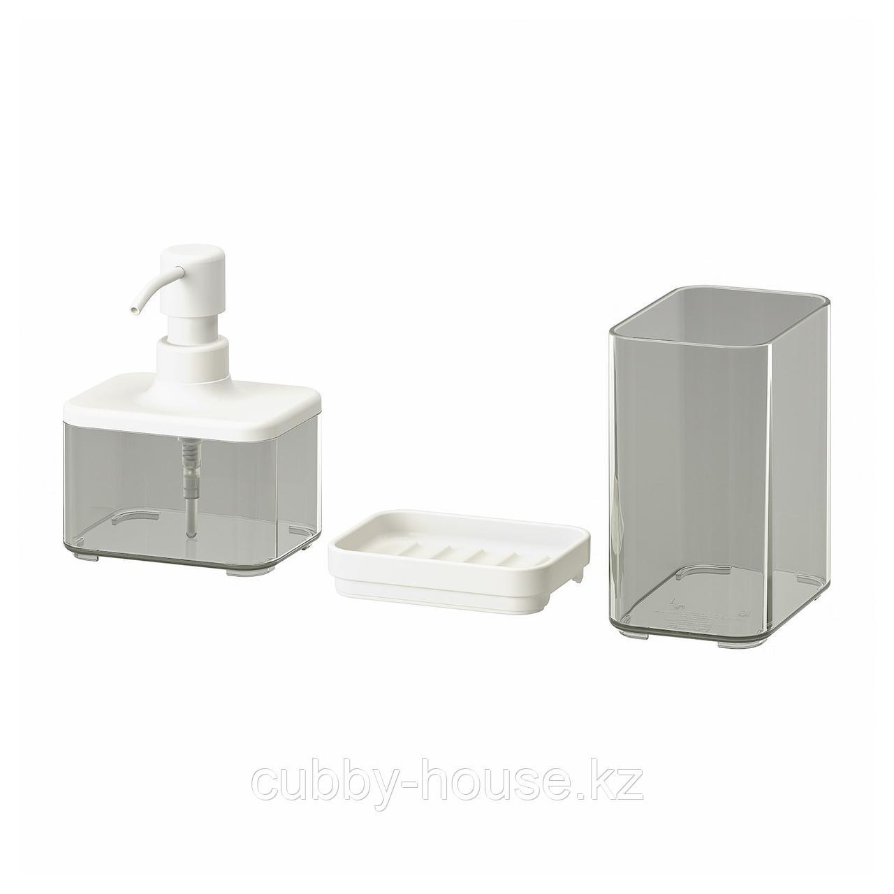 БРОГРУНД Набор для ванной,3 предмета