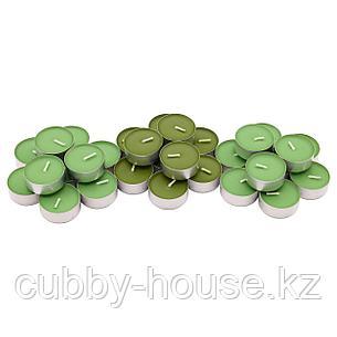 СИНЛИГ Свеча греющая ароматическая, Яблоко и груша, зеленый, фото 2