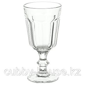 ПОКАЛ Бокал для вина, прозрачное стекло, 20 сл, фото 2