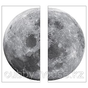 КИННАРЕД Декоративные наклейки, луна, фото 2