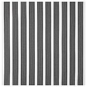 МЕТТАЛИСЕ Ткань, белый, темно-серый, 150 см